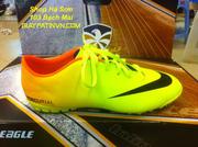 Ảnh số 20: Giày đá bóng nike mercurial - Giá: 250.000