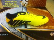 Ảnh số 25: Giày đá bóng nike mercurial - Giá: 250.000