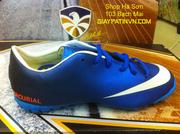 Ảnh số 28: Giày đá bóng nike mercurial - Giá: 250.000