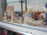 Mô hình lắp ráp gỗ 3D đa dạng và phong phú, mới về hàng ngày 10/3 - 36