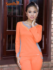 Shopchiem - Thời trang bộ đồ mặc ở nhà nhãn hiệu PND, Sunfly thu 2011