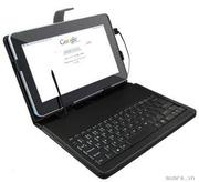Bao da máy tính bảng 7 inch, bao da 7 inch giá rẽ, bao da 7 inch gắn bàn phím