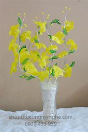 Toàn Quốc - Bán sỉ và lẻ nguyên liệu hoa pha lê - hàng đẹp, giá tốt