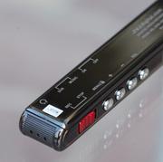 Đồng hồ, cúc áo, bật lửa camera siêu nhỏ. Máy ghi âm