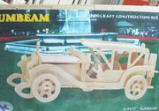 Mô hình lắp ráp gỗ 3D đa dạng và phong phú, mới về hàng ngày 10/3 - 25
