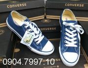 Ảnh số 6: Clasic vải xanh navy - Giá: 219.000