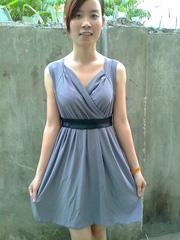 Ảnh số 49: váy sau sinh mặc dc - Giá: 180