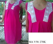 Ảnh số 37: váy bầu - Giá: 240