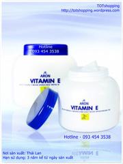 Ảnh số 3: Vitamin E Aron Thái Lan - Giá: 80.000