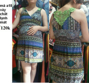 Ảnh số 14: váy bầu - Giá: 120