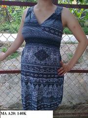 Ảnh số 16: váy bầu - Giá: 120