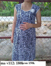 Ảnh số 28: váy bầu - Giá: 150