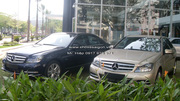 nh s 4: mercedes c200 - Gi: 1.327.000.000