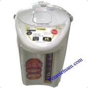 Ảnh số 16: Bình thủy điện & phích điện rót nước bằng bơm tự động cảm ứng Tiger PVHB30V - Giá: 2.090.000