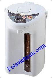 Ảnh số 18: Bình thủy điện & phích điện rót nước bằng bơm tự động cảm ứng Tiger PDHB30G - Giá: 2.120.000