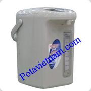 Ảnh số 20: Bình thủy điện & phích điện rót nước bằng bơm tự động cảm ứng Tiger PDNA50W - Giá: 2.950.000