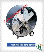 Ảnh số 24: Quạt điện sàn thổi gió công nghiệp KOMASU KM90S-BX (900mm) - Giá: 7.000.000