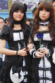 Ảnh số 13: gothic lolita - Giá: 1.200.000