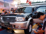 Ảnh số 14:  Ford Everest - Giá: 743.000.000