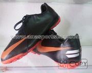 Ảnh số 9: Giày đá bóng sân cỏ nhân tạo NIKE đen - Giá: 200.000