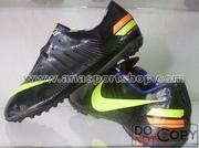 Ảnh số 10: Giày đá bóng sân cỏ nhân tạo NIKE đen - Giá: 200.000