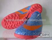 Ảnh số 12: Giày đá bóng sân cỏ nhân tạo NIKE xanh - Giá: 200.000