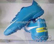 Ảnh số 13: Giày đá bóng sân cỏ nhân tạo NIKE xanh - Giá: 200.000