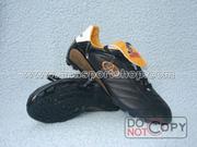 Ảnh số 15: Giày đá bóng sân cỏ nhân tạo CODAD đen - Giá: 300.000