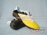 Ảnh số 20: Giày đá bóng sân cỏ nhân tạo CODAD vàng - Giá: 300.000