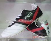 Ảnh số 34: Giày đá bóng sân cỏ nhân tạo PES MAGIC đen trắng - Giá: 250.000