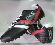 Ảnh số 35: Giày đá bóng sân cỏ nhân tạo PES MAGIC đen - Giá: 250.000