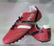 Ảnh số 37: Giày đá bóng sân cỏ nhân tạo PES MAGIC đỏ - Giá: 250.000