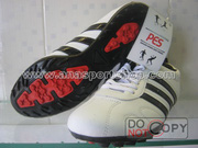 Ảnh số 43: Giày đá bóng sân cỏ nhân tạo PES COPA trắng đen - Giá: 250.000