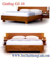 Ảnh số 9: giường gỗ - Giá: 8.500.000