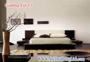 Ảnh số 12: giường gỗ - Giá: 8.500.000