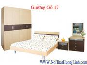 Ảnh số 16: giường gỗ - Giá: 8.500.000