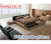 Ảnh số 19: giường gỗ - Giá: 8.500.000
