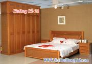 Ảnh số 20: giường gỗ - Giá: 8.500.000
