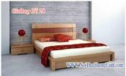 Ảnh số 27: giường gỗ - Giá: 8.500.000