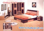 Ảnh số 28: giường gỗ - Giá: 8.500.000