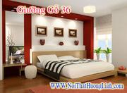 Ảnh số 35: giường gỗ - Giá: 8.500.000