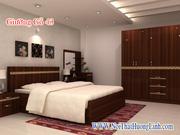 Ảnh số 42: giường gỗ - Giá: 8.500.000