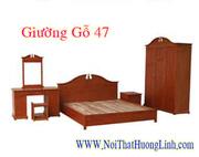 Ảnh số 46: giường gỗ - Giá: 8.500.000