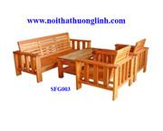 Ảnh số 3: sofa gỗ hiện đại - Giá: 14.500.000