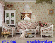 Ảnh số 6: sofa gỗ hiện đại - Giá: 14.500.000