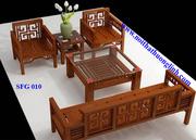 Ảnh số 10: sofa gỗ hiện đại - Giá: 14.500.000