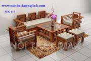 Ảnh số 15: sofa gỗ hiện đại - Giá: 14.500.000