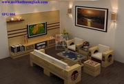 Ảnh số 16: sofa gỗ hiện đại - Giá: 14.500.000