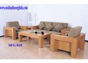 Ảnh số 18: sofa gỗ hiện đại - Giá: 14.500.000