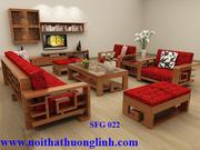 Ảnh số 22: sofa gỗ hiện đại - Giá: 14.500.000